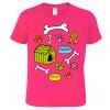 Dětské tričko s psím motivem 1