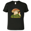 Tričko pro houbaře - Hřib smrkový
