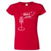 Dámské tričko pro zpěvačku - Nejlepší zpěvačka