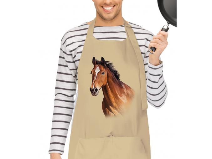 Kuchy%nská a kuchařské zástěry