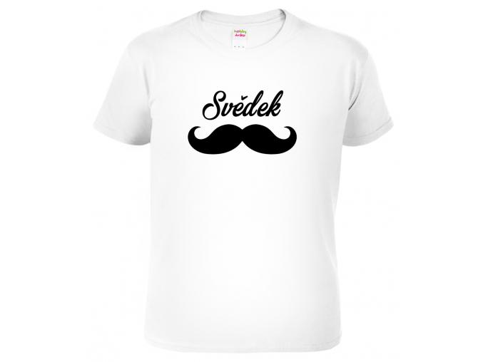 svatební trička - vtipná
