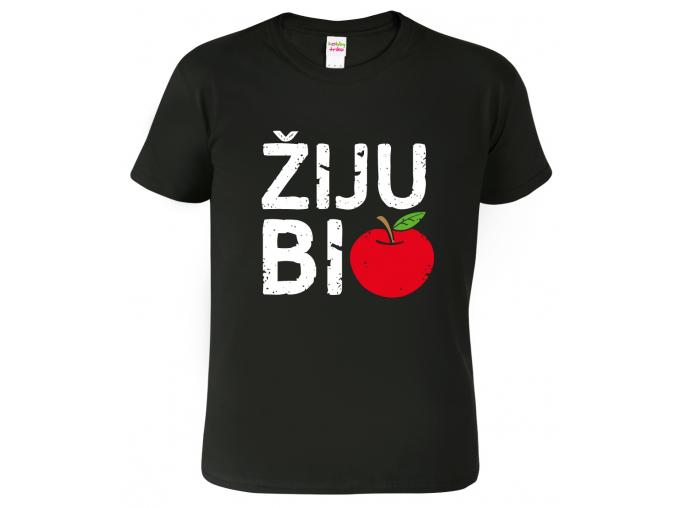 Tričko pro farmáře - Žiju bio