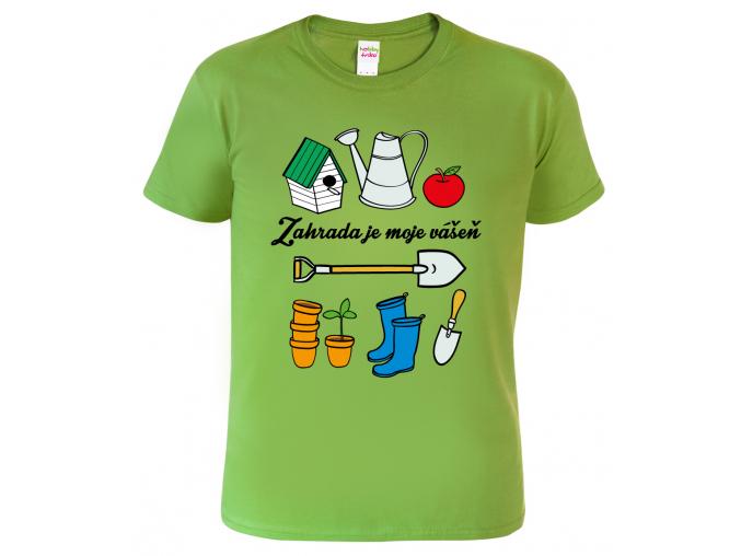 Tričko pro zahradníka 1