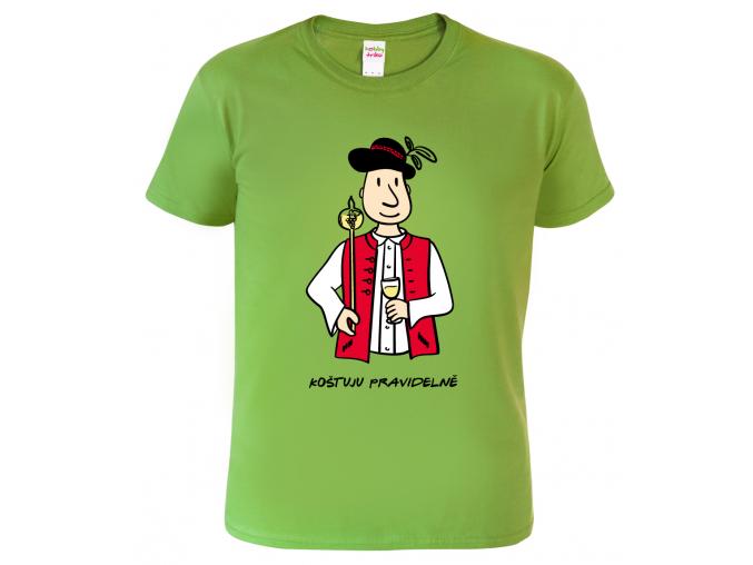 vtipná trička pro muže