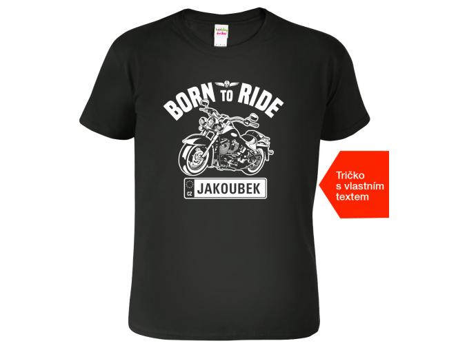 Dětská motorkářská trička