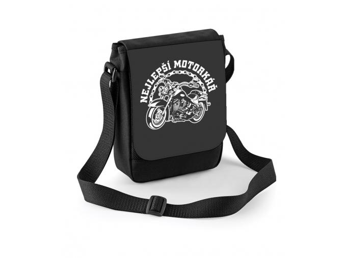 Taška pro motokáře