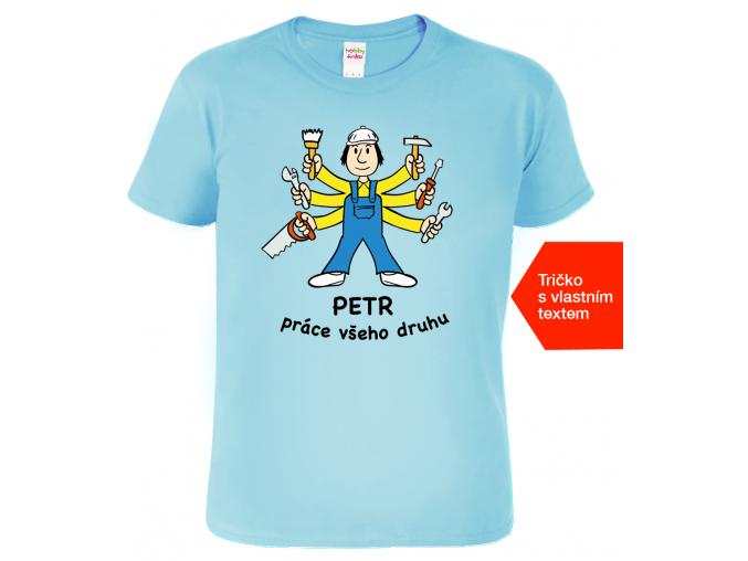 Vtipné tričko pro muže