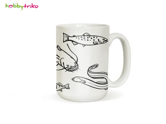 Hrneček s rybou