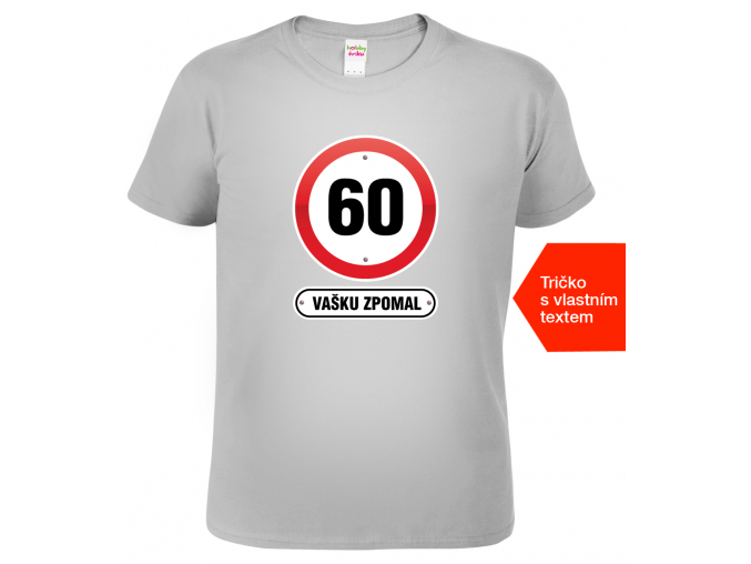 Tričko 50 narozeniny