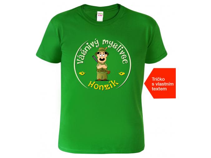 Dětské myslivecké tričko