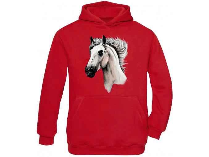 Dětská mikina s koněm
