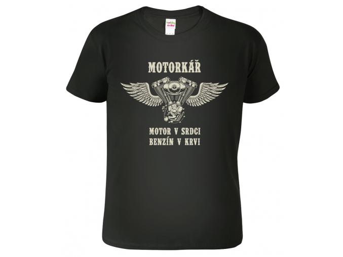 moto trička
