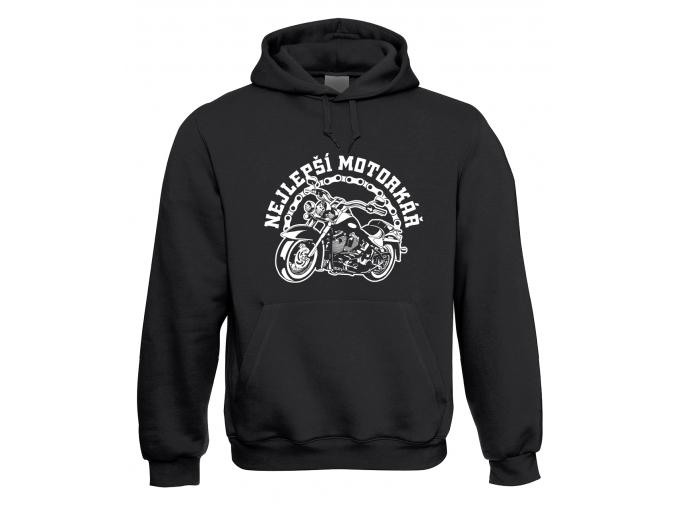Mikina pro motorkáře