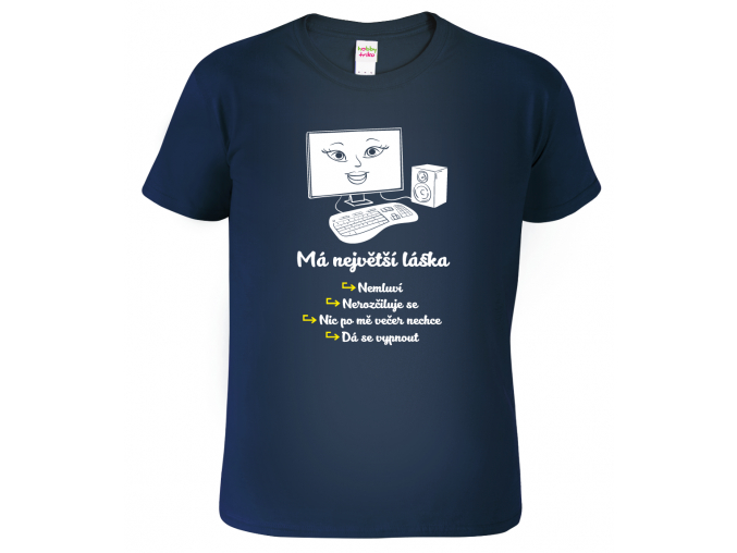 IT trička