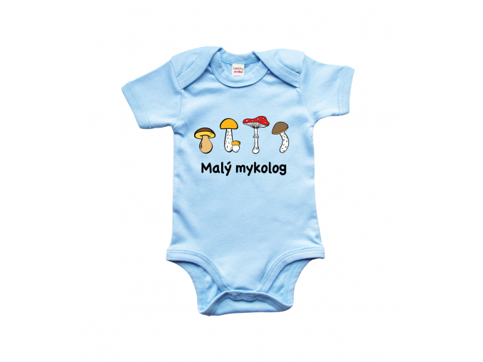 Body dětské - Malý mykolog