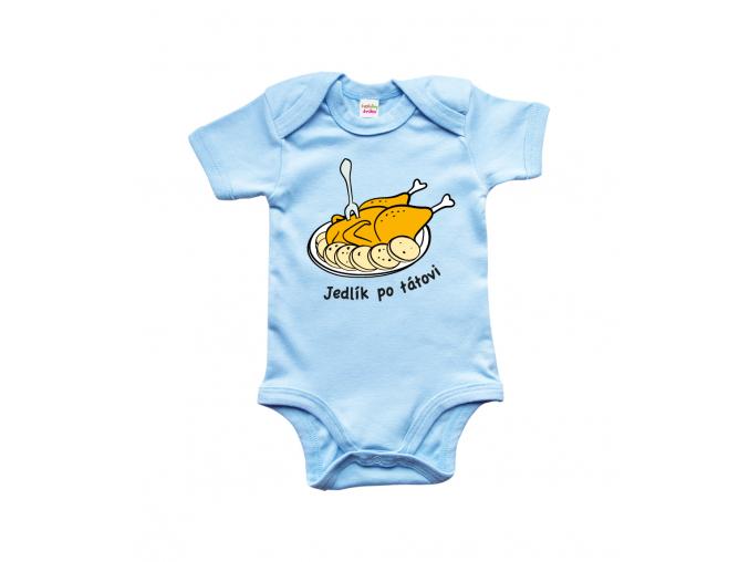Body dětské - Jedlík po tátovi