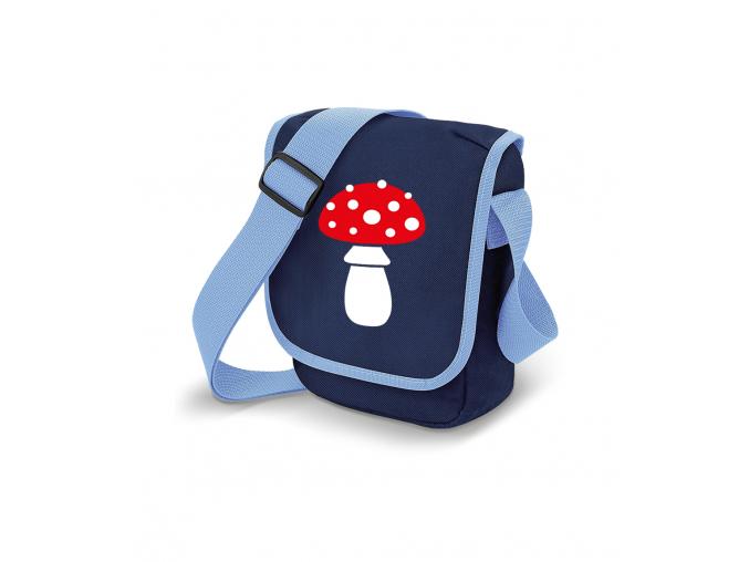 Taška pro houbaře - Mochomůrka