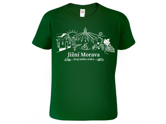 Tričko Jižní Morava
