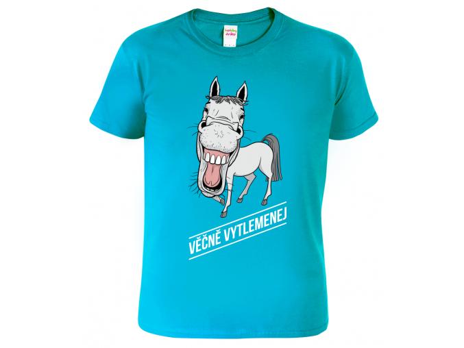 Vtipné tričko - Věčně vytlemenej