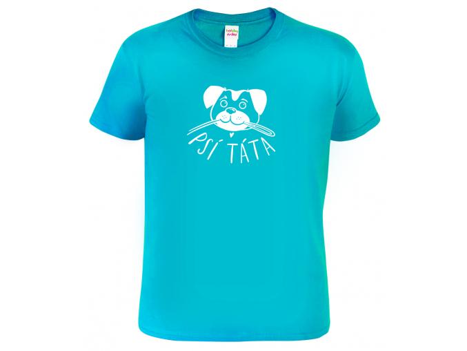 Dětské tričko se psem - Psí táta
