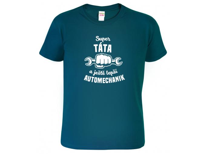Tričko pro tátu automechanika