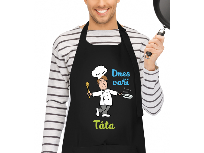 Zástěra na vaření pro tátu
