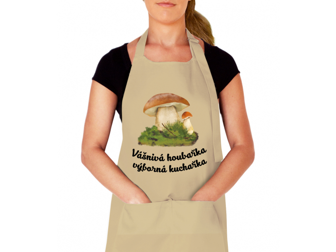 Kuchařská zástěra na vaření