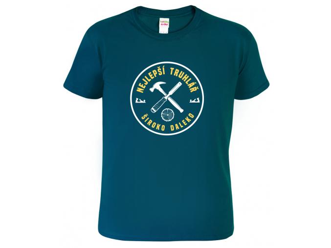 tričko truhlář