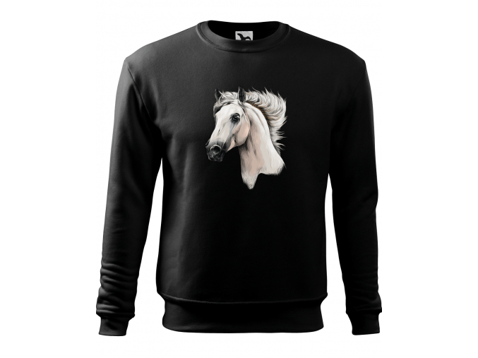 Mikina s koněm