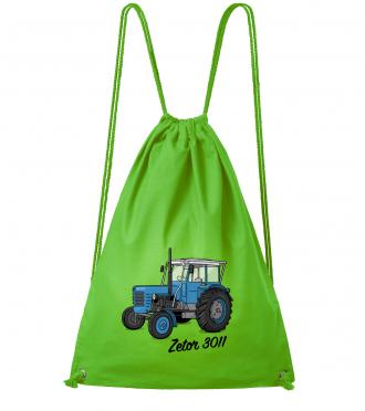Batoh s traktorem