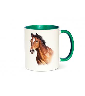 Hrnek s koněm
