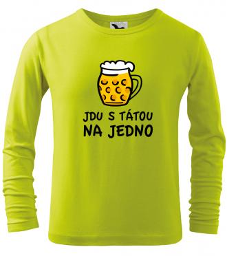 Dětské pivní tričko