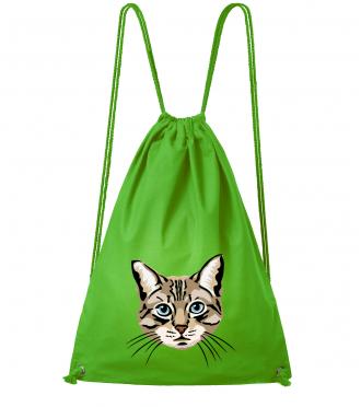 Batoh s kočkou