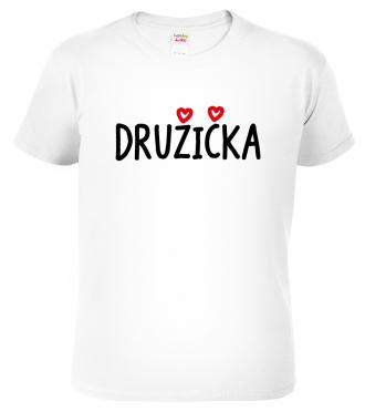 Svatební tričko pro družičku