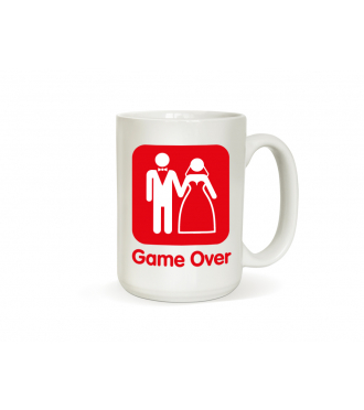 Hrneček pro novomanžele - Game Over