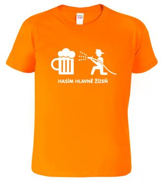 Hasičská trička