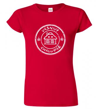 Tričko pro chalupáře - Vášnivý chalupář