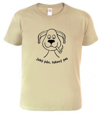 Tričko se psem