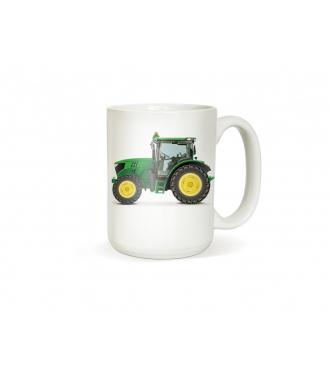 Hrneček s traktorem