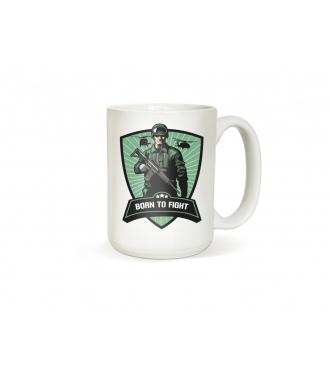 Army hrneček - dárek pro vojáka
