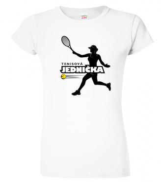 Tricko tenistka