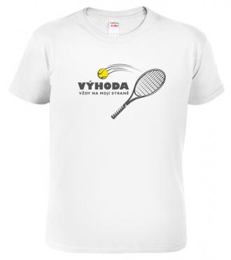 Tenisové tričko Dárek pro tenistu Výhoda