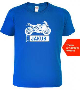 Tričko pro motorkáře Royal
