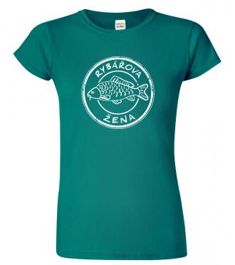 Dámské rybářské tričko