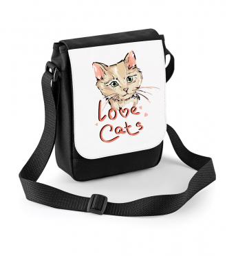 Taška s kočkou