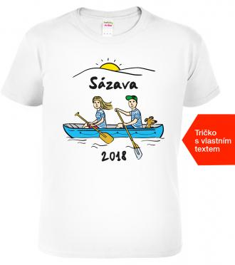 Dětské vodácké tričko
