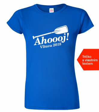 Dámské vodácké tričko Ahoooj