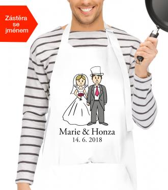 Svatební dar pro ženicha a nevěstu 2