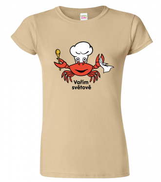 Dárky pro ženy - kuchařku
