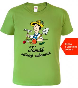 Tričko pro zahradníka